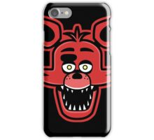 PIRATE FOXY iPhone Case/Skin