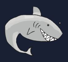 Sharkie by Kiipleny