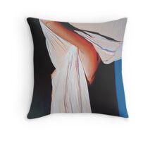 Secrecy III Throw Pillow