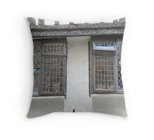 Windows On York's Stonegate Throw Pillow