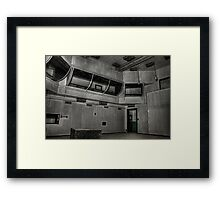 Viewing Gallery Framed Print