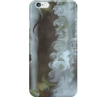 Abstract Icicles iPhone Case/Skin