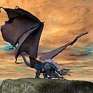 Blue Dragon by Walter Colvin
