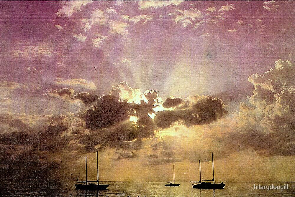 Another Jamaican sunset by hilarydougill
