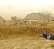 """Humanitarian Mission - Kandahar, Afghanistan"" by Omar  Mejia"