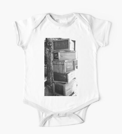 Book Boxes One Piece - Short Sleeve