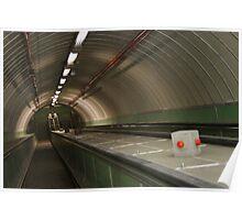 Going Underground! Poster