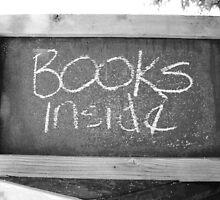 Books Inside by RobbieAnton