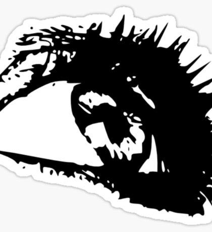 Eye Graphic Sticker