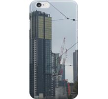 Melbourne skyscraper iPhone Case/Skin