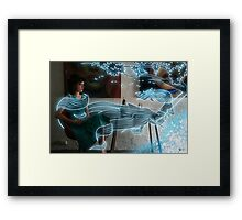 Memories (Collaboration with Scott Robinson) Framed Print
