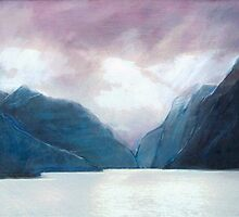 Fjord by Philip Smeeton