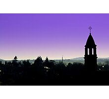 Inverness Skyline Photographic Print