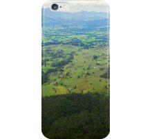 The Caldera, Border Ranges iPhone Case/Skin