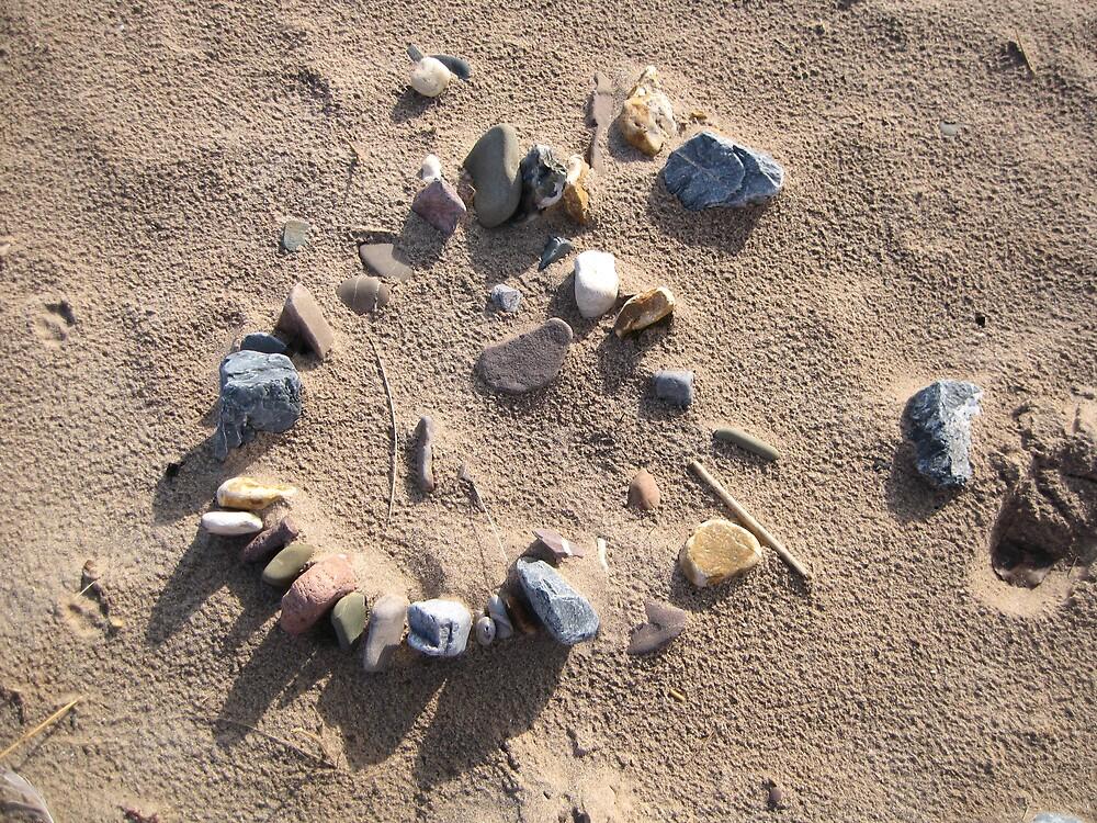 stone circle by gemtrem