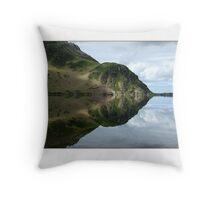 Anglers Crag Throw Pillow