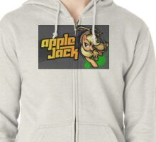 Applejack Zipped Hoodie