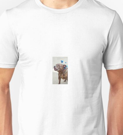 I'm having a Howling good Time - Merry Xmas! Unisex T-Shirt
