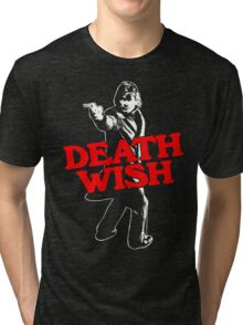 DEATH WISH Tri-blend T-Shirt