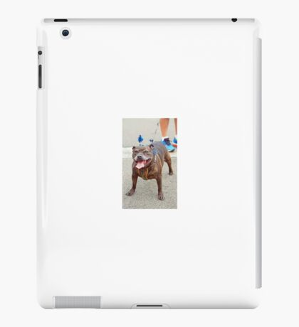 Why do they call me TANK? iPad Case/Skin