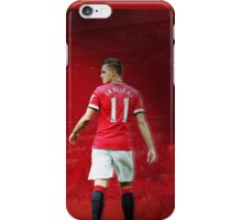 Adnan Januzaj Number 11 iPhone Case/Skin