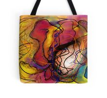 Teenage Party Tote Bag