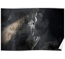 smoke in the darkness Poster