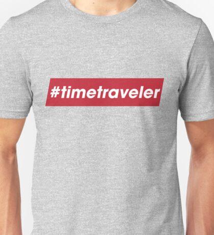 #timetraveler Unisex T-Shirt