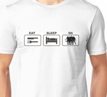 Eat Sleep 5H Unisex T-Shirt