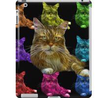 Maine Coon Cat - 3896 iPad Case/Skin