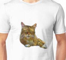 Maine Coon Cat - 3896 Unisex T-Shirt