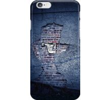 The Wall, Pt 1 iPhone Case/Skin