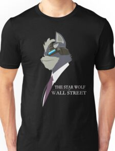 The Star Wolf of Wall Street Unisex T-Shirt