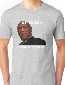 Satire, Comedy, Classic Cosby T-Shirt Unisex T-Shirt