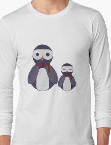Cool Blu Duo Long Sleeve T-Shirt