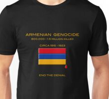 Armenian Genocide Unisex T-Shirt