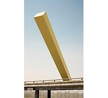 freeway chip Photographic Print