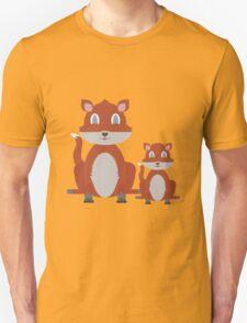 Dune Fox Duo T-Shirt