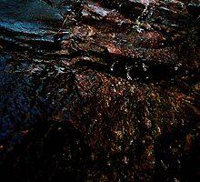 Trickle Falls by Guyzimijz