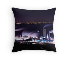 Day Sleepers Throw Pillow