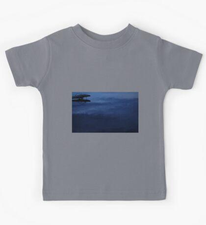 0425 - HDR Panorama - Dock Kids Tee