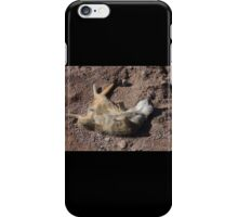 This Looks A Good Spot Thanks iPhone Case/Skin