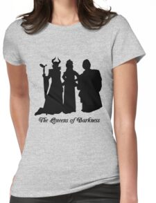 The Queens of Darkness Womens Fitted T-Shirt