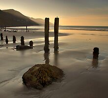 Rossbeigh, Co.Kerry, Ireland by Michael Walsh