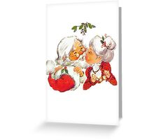 Mr and Mrs Claus Greeting Card