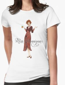 ANNIE - Miss Hannigan Womens Fitted T-Shirt
