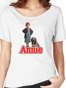 ANNIE - Annie & Sandy Women's Relaxed Fit T-Shirt