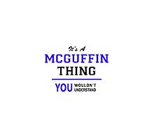 It's a MCGUFFIN thing, you wouldn't understand !! by thenamer