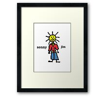 Sonny Jim Framed Print