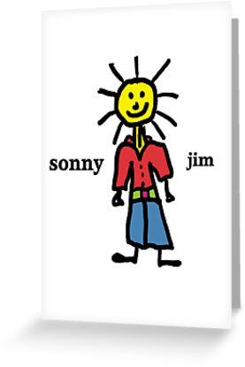 Sonny Jim by MrsO